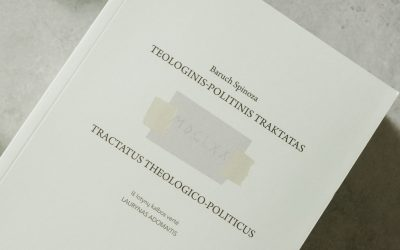 Skandalingieji Spinoza ir Traktatas
